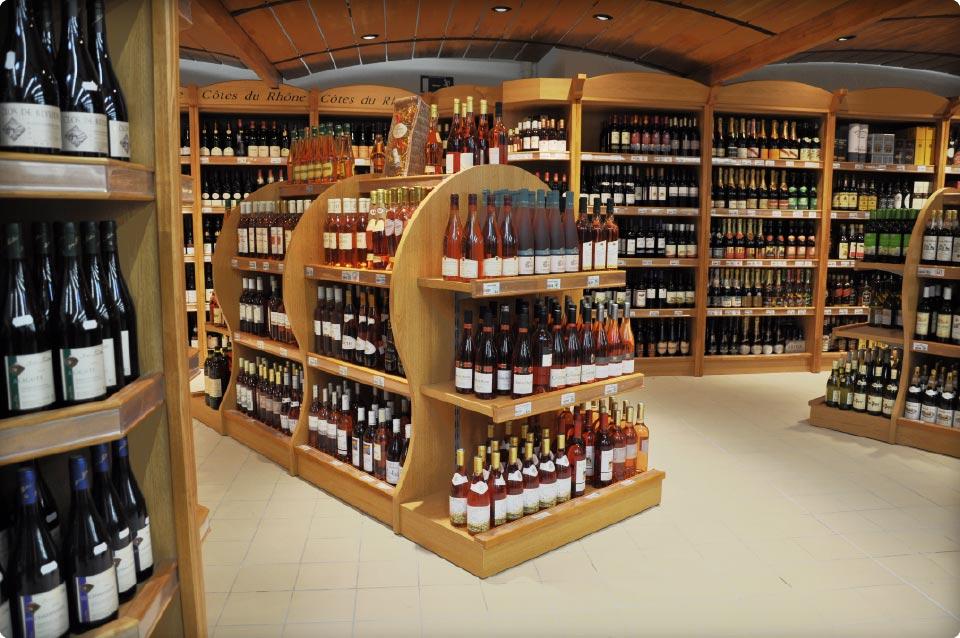 Cave à vin îlot CAB-IL-BA