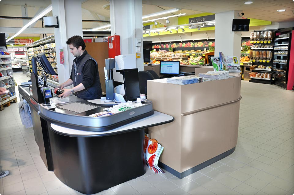 Nouveau concept de meuble fruits et l gumes avec miroir et broches reynier - Nouveau concept meuble ...