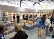 Inauguration du premier magasin Inouït
