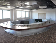 Salle du conseil siège Le Mistral
