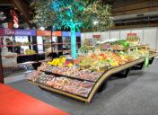 Une nouvelle table FL pour le salon Intermarché