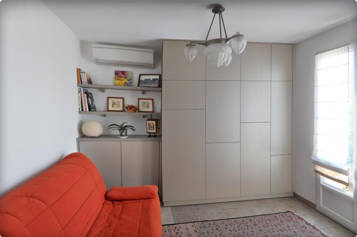 Quelques exemples de rangements sur mesure par My Home By REYNIER