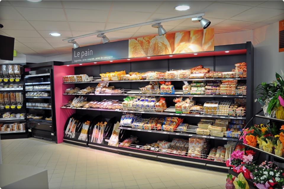 REYNIER Agenceur - meuble boulangerie-viennoiserie
