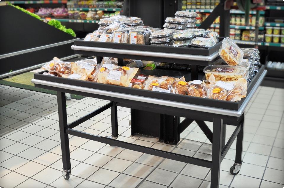 Table boulangerie BOM-TV1/TV2