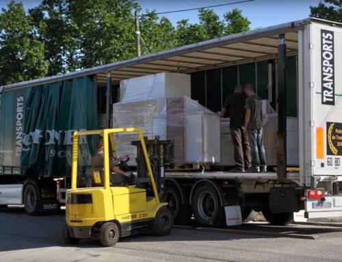 Logistique & installation