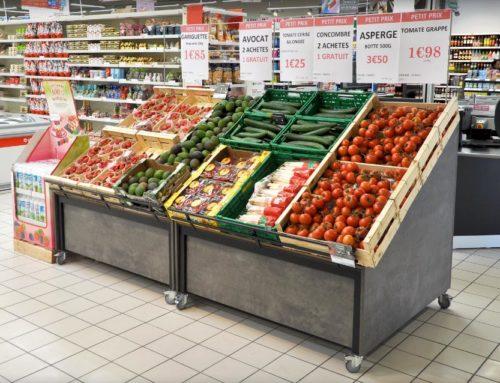 Meuble étal fruits et légumes FL-ET-SR