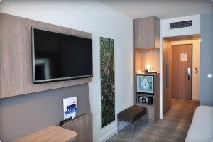 Une trentaine de chambres réaménagées chez Novotel