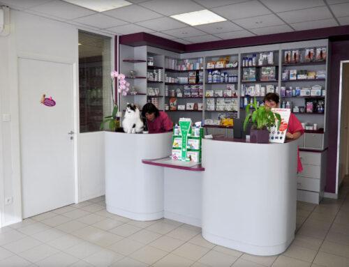 Clinique vétérinaire à Sénas